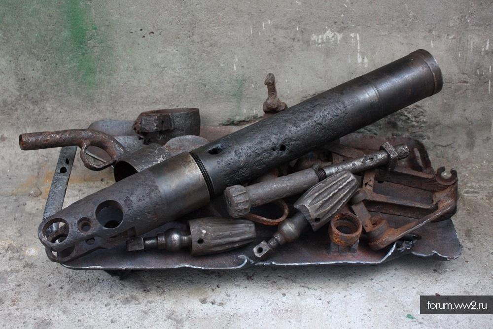 ММГ части миномёта 50мм.