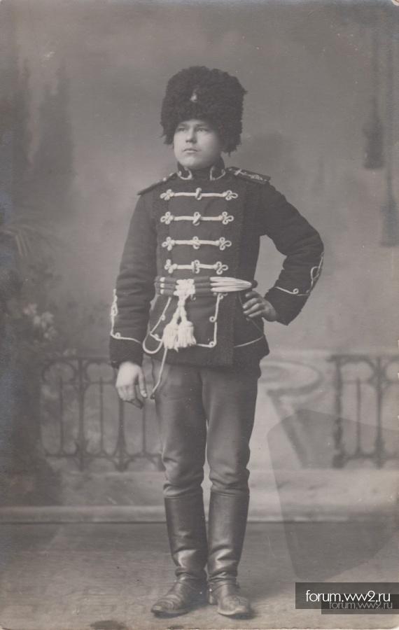 Александрийский гусар?