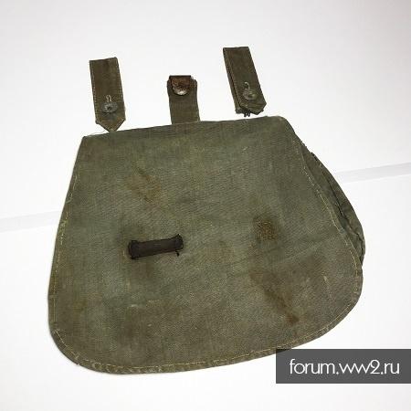 Оригинальная Немецкая сухарная сумка Первая мировая война.