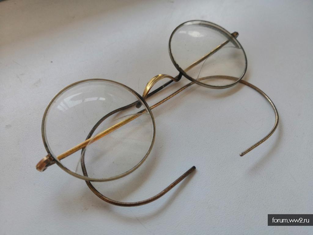 Оригинальные круглые очки