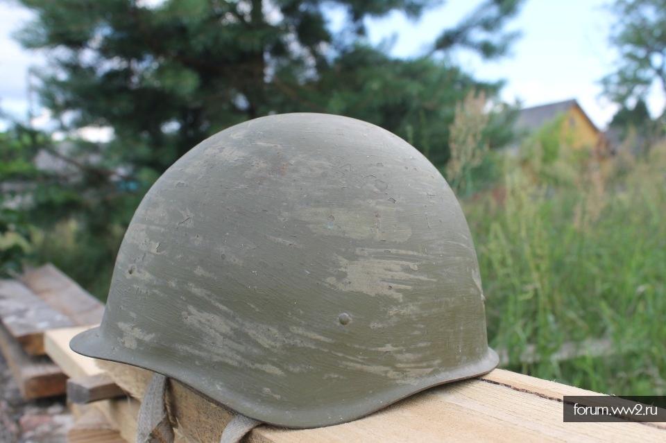 Шлем СШ40 1945г