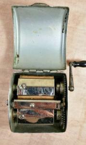 Машинка Rotbart, для заточки лезвий для бритвенных станков