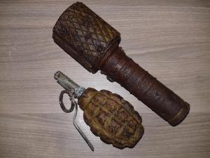Лот советских гранат ммг.