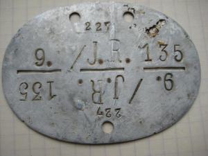 9./J.R.135 (большой фрифт)