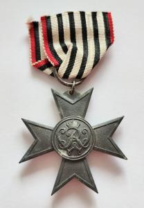 """Прусский крест """"За вспомогательную службу"""""""