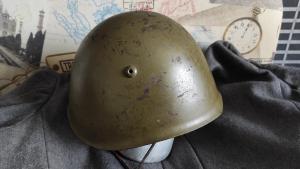 Итальянский шлем м33