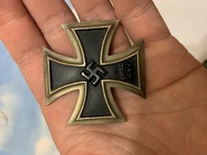 Железный крест 1 класса на закрутке