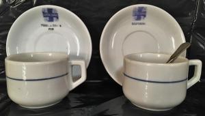 Финско-Норвежские кофейные пары из Kiestinki