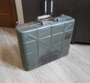 Ящик под макеты M-24, с этикеткой