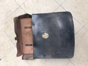 сумка немецкого мотоцикла