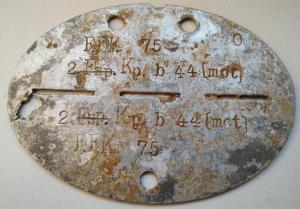 2.FFK.Kp. b 44 [mot]. Сталинградский котел