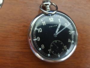 Часы Карманные Хелиос DH