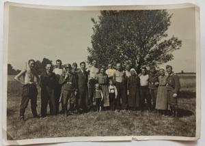 Фото с солдатами люфтваффе