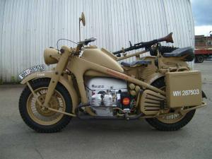 был такой цвет на немецких мотоциклах ?
