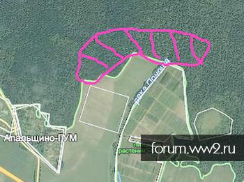Московская область Одинцовский рн (Кубинка,Дорохово, и прилегающие территории)