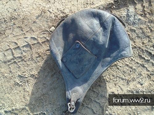 Летный шлем