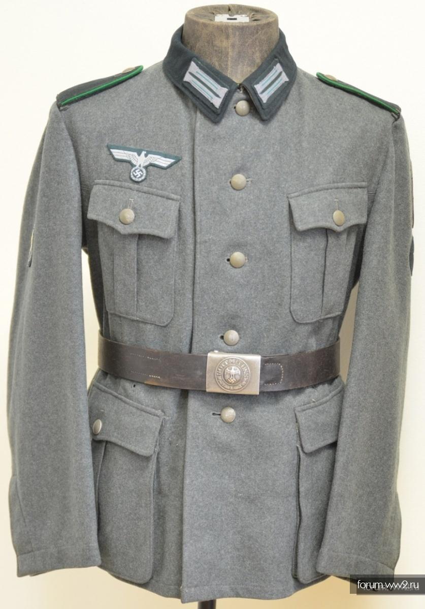 Китель М-36 старшего-рядового Горнострелковых войск