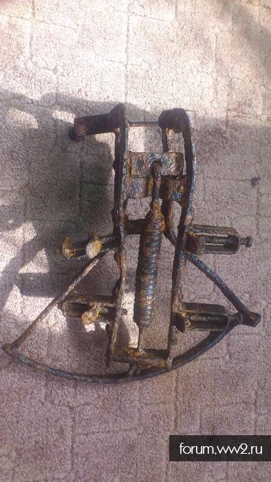 Каркас сиденья от мотоцикла