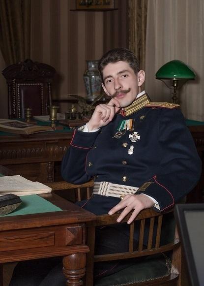 мундир офицерский обр.?