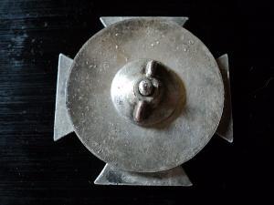 ЖК 1 степени, 1 Мировая на закрутке серебро