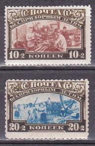 СССР 1929 помощь беспризорным