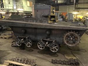 Новодельчик Т37а Ижорского завода
