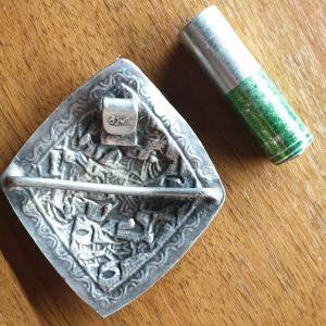 пряга серебро