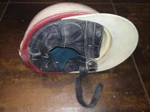 Шлемы ГАИ СССР