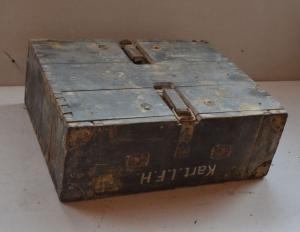 ящик для зарядов для легкой полевой гаубицы l.F.H.