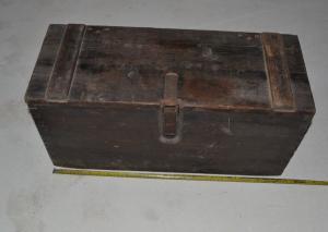 ящик от немецкой тяжелой гаубицы 150мм