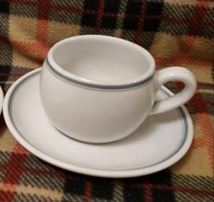 Чайная пара DAF