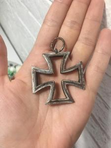 Железный крест 2 класса (рамка )