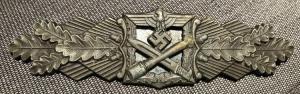 Nahkampfspange в бронзе от JFS