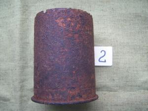 Стальная гильза 10.5 см (5)
