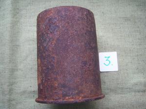 Стальные гильзы 10.5 см (6)