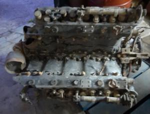 Двигатель самолетный