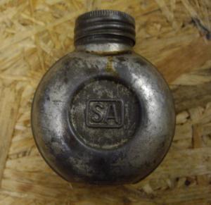 Финская ружейная масленка, пр-ва фирмы Solhberg 1930е гг SA