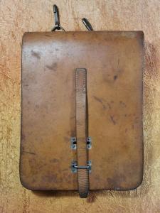 Офицерская сумка РККА, 1946 г. выпуска, клеймо, отличный сохран