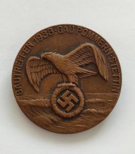 Знак съезда НСДАП 1938 года