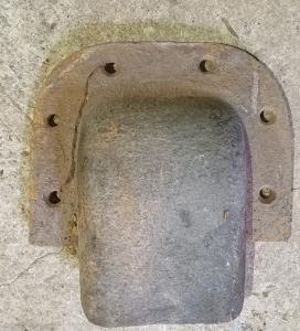 КВ-! бронезащита перископа башни,либо мехвода