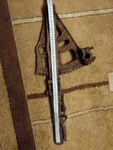 Большой ручник с гансовской помойки