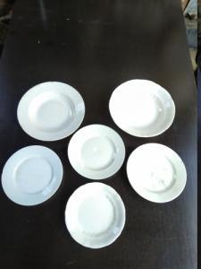 6 тарелок коп