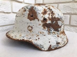 Шлем М-40 размер по кламерам 68см.