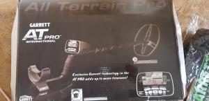 Продам металоискатель Garrett AT pro.