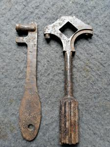 Ключ и извлекатель Максим