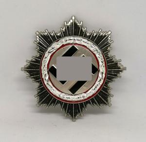 Военный орден Немецкого креста в серебре (копия)