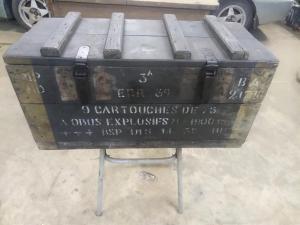 Ящик 1939 год
