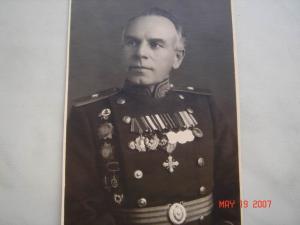 Путь Русского офицера. Генерал-майор Курносов Георгий Алексеевич