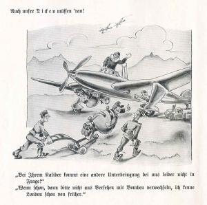 Наставления в картинках и комиксы вермахта