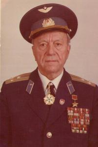 Пилот истребитель, ГСС Константин Сухов